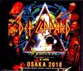 Def Leppard デフ・レパード/Osaka,Japan 2018