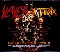 Slayer,Anthrax スレイヤー アンスラックス/NY,USA 2018 & more