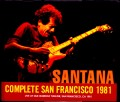Santana サンタナ/CA,USA 1981