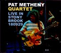 Pat Metheny Quartet パット・メセニー/NY,USA 2018