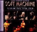 Soft Machine ソフト・マシーン/NY,USA 2018