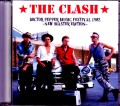 Clash,The ザ・クラッシュ/NY,USA 1982 & SC