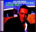 Joe Strummer ジョー・ストラマー/London,UK 1988