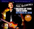 Paul McCartney ポール・マッカートニー/Tokyo,Japan 10.31.2018 Another Seat Ver. & SC