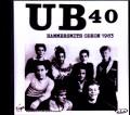 UB 40 ユービー・40/London,UK 1983