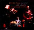 Enrico Rava Quintet,Joe Lovano エンリコ・ラヴァ ジョー・ロヴァーノ/Switzerland 2018