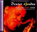 Dexter Gordon デクスター・ゴードン/Germany 1978