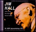 Jim Hall ジム・ホール/Germany 1973