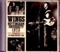 Paul McCartney,Wings ポール・マッカートニー ウイングス/UK 1972 Raw Tapes