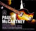 Paul McCartney ポール・マッカートニーTokyo 2 Days & Aichi,Japan Soundcheck 2018 IEM Monitor Ver.
