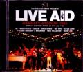 Various Artists U2,Queen.David Bowie,Paul McCartney,Who,The/London,UK 1985 Upgrade