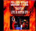 Grand Funk Railroad グランド・ファンク・レイルロード/MA,USA 1972