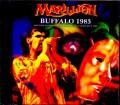 Marillion マリリオン/NY,USA 1983