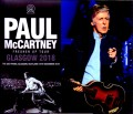 Paul McCartney ポール・マッカートニー/Scotland,UK 2018 S & V