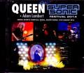 Queen,Adam Lambert クィーン アダム・ランバート/South Korea 2014