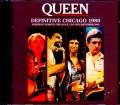 Queen クィーン/IL,USA 1980 Upgrade