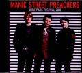 Manic Street Preachers マニック・ストリート・プリーチャーズ/London,UK 2018