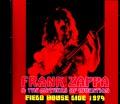 Frank Zappa フランク・ザッパ/IL,USA 1974