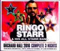 Ringo Starr リンゴ・スター/Tokyo,Japan 2016 3 Days Complete