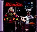 Blondie ブロンディ/CA,USA 9.14.2018