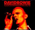 David Bowie デヴィッド・ボウイ/Denmark 1976 2 Days Complete