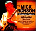 Various Artists Mick Ronson ミック・ロンソン/London,UK 1994