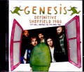 Genesis ジェネシス/Sheffield,UK 1980