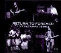 Return to Forever リターン・トゥ・フォーレバー/FL,USA 1975