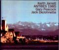 Keith Jarrett,Gary Peacock,Jack DeJohnette キース・ジャレット/France 1985 & more