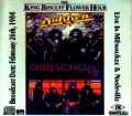 Dokken,Girlschool ドッケン ガールスクール/WI,USA 1984