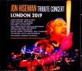 Various Artists Jon Hiseman Tribute Concert JCM,Colosseum/London,UK 2019