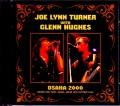 Joe Lynn Turner,Glenn Hughes ジョー・リン・ターナー グレン・ヒューズ/Osaka,Japan 2000