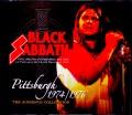 Black Sabbath ブラック・サバス/PA,USA 1976 Audience Collection