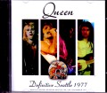Queen クィーン/WA,USA 1977 Upgrade