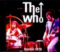 Who,The ザ・フー/MA,USA 1976 2 Days