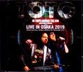 Toto トト/Osaka,Japan 2019