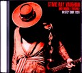 Stevie Ray Vaughan スティーヴィー・レイ・ヴォーン/AL,USA 1990