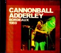 Cannonball Adderley キャノンボール・アダレイ/France 1969