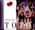 Toto トト/Tokyo 2.26.1985