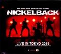Nickelback ニッケルバック/Tokyo,Japan 2019 IEM Matrix Ver.
