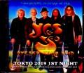 Yes イエス/Tokyo,Japan 2.22.2019