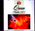 Queen クィーン/Scotland,UK 1975