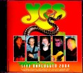 Yes イエス/CA,USA 2004 & more