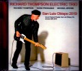 Richard Thompson Electric Trio リチャード・トンプソン/CA,USA 2019