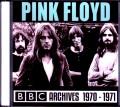 Pink Floyd ピンク・フロイド/London,UK BBC Archives 1970-1971