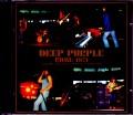 Deep Purple ディープ・パープル/Italy 1971