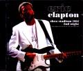 Eric Clapton エリック・クラプトン/NY,USA 8.22.1992
