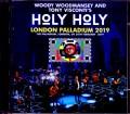Tony Visconti,Woody Woodmansey Holy Holy/London,UK 2019