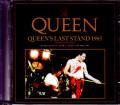 Queen クィーン/Osaka,Japan 5.15.1985 Upgrade
