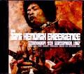 Jimi Hendrix Experience ジミ・ヘンドリックス/Sweden 9.4.1967 Upgrade